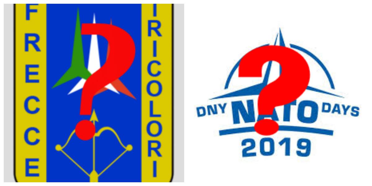 collage Frecce Nato