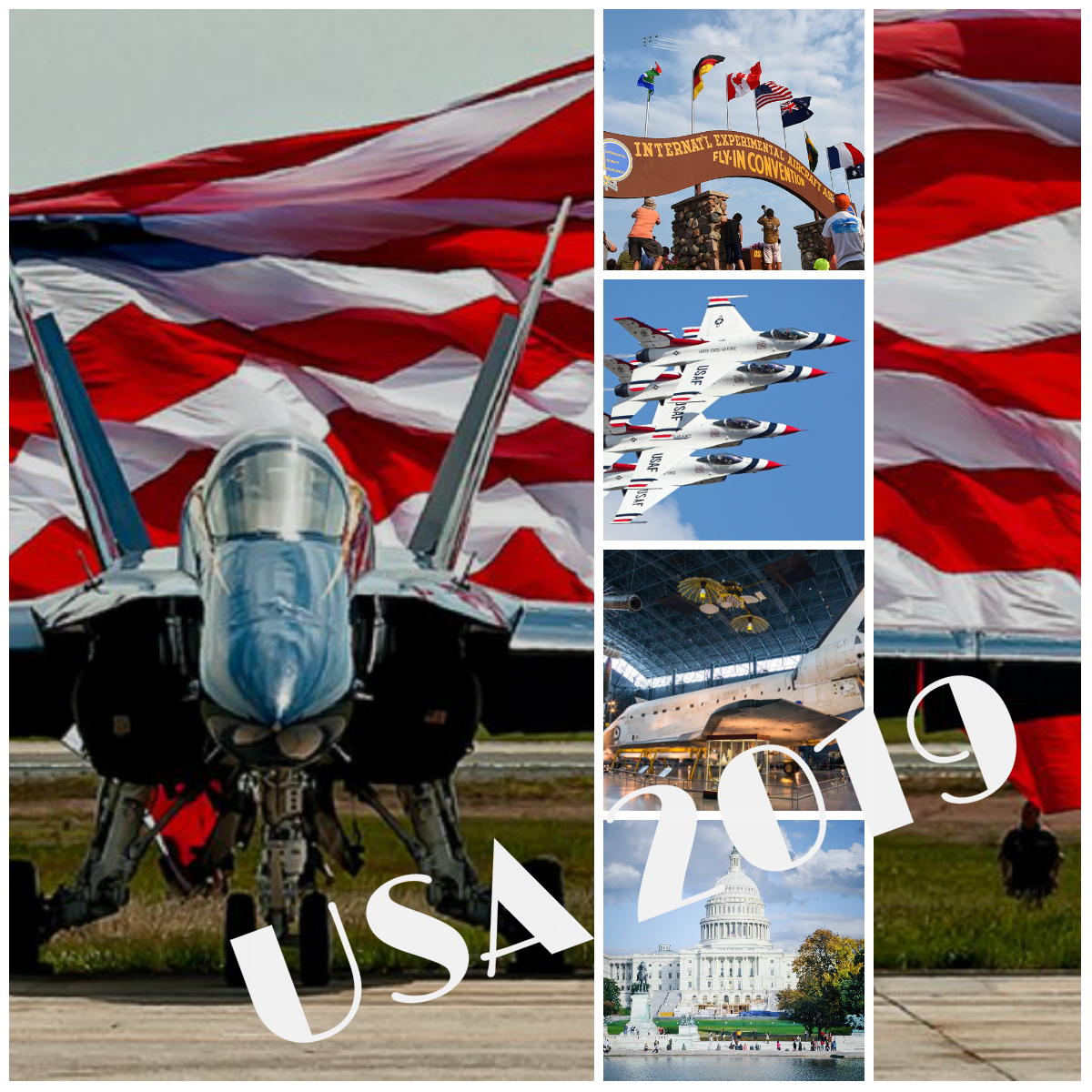 collage USA