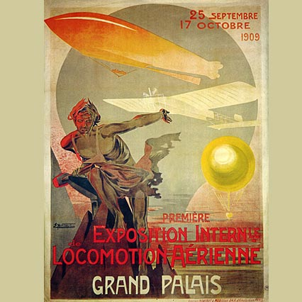 Paris plakát