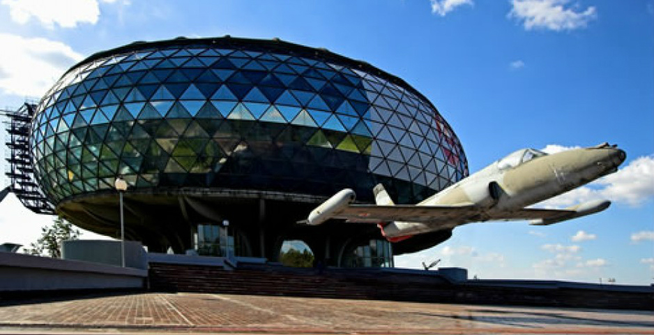 Belgrádi repülő Múzeum