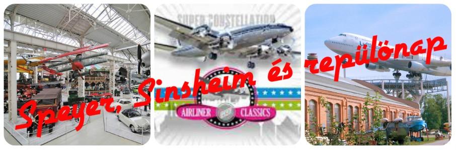 Airliner classics+ a legjobb múzeumok