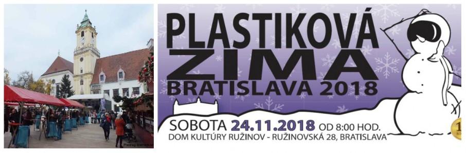 Pozsony - Plastic Winter Makettkiállítás